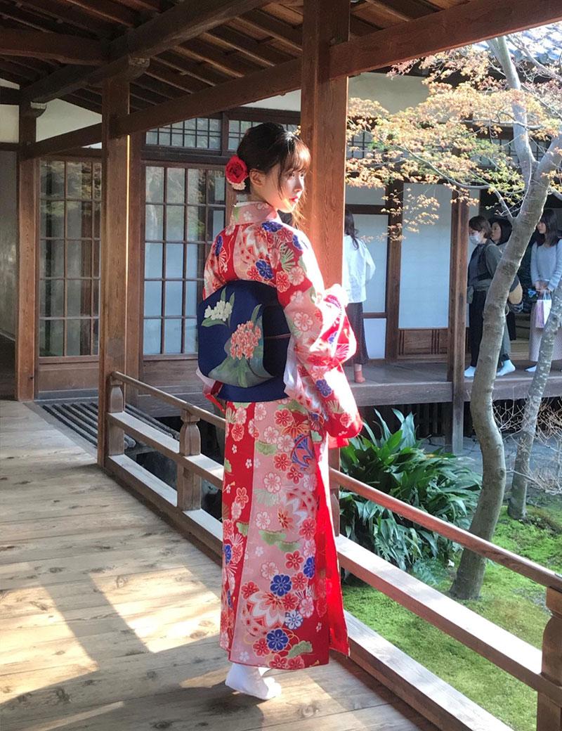 京都着物レンタル学生応援プラン